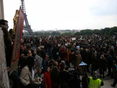 Manif contre Monsanto 25 mai 2013