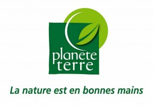 Logo Planète terre
