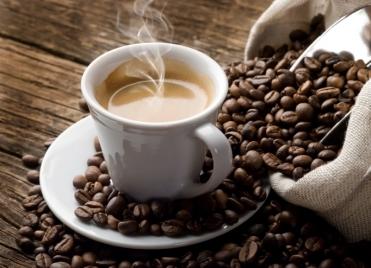 Tasse de café avec café