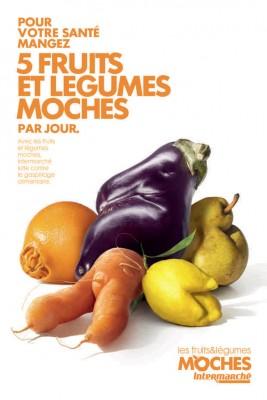 5 fruits et légumes moches