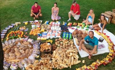 Gâchis alimentaire américain