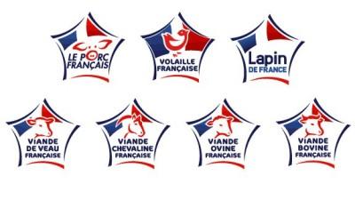 Logo viandes françaises