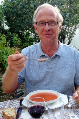 Bruno Parmentier mange ta soupe