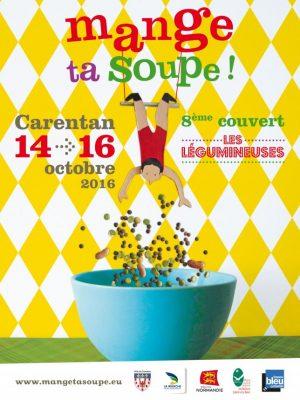 affiche Mange ta soupe 2016